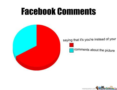 How To Put A Meme On Facebook Comments - facebook comments by something203 meme center