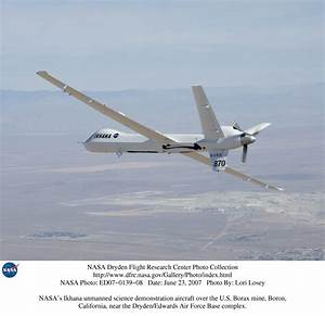 NASA Dryden Ikhana Ikhana Photo Collection