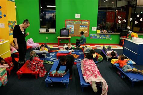 day care centers adapt to the clock demands the 456 | NIGHTCARE 1 popup