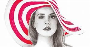 COOLRISTA: Lana Del Rey Art Print