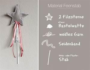 Tüllrock Selber Machen : feenstab selber basteln dansenfeesten ~ Frokenaadalensverden.com Haus und Dekorationen