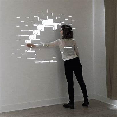 Interactive 3d Mapping Projection Interaction Aakash Nihalani