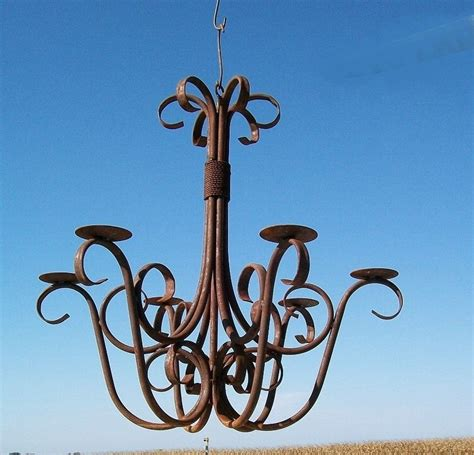 Outdoor Candle Chandeliers Wrought Iron by Outdoor Candle Chandeliers Wrought Iron Interesting