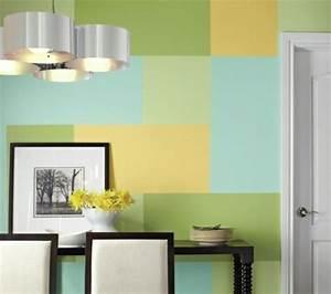 Wand Streichen Ideen Grün : die 25 besten ideen zu wand streichen muster auf pinterest geometrische wand wandfarben ~ Markanthonyermac.com Haus und Dekorationen