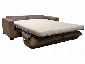 Canapé Lit 2 Places : canap lit 2 places conforama maison et mobilier d 39 int rieur ~ Teatrodelosmanantiales.com Idées de Décoration
