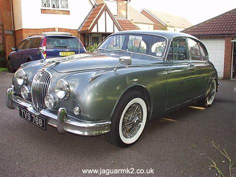 Jaguar Mk2 Photographs