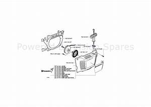31 Husqvarna 359 Chainsaw Parts Diagram
