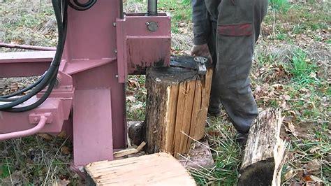 fendeuse a bois manuelle fendeuse artisanale 224 nono
