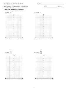 Kuta Graphing Exponential Functions Worksheet Answers