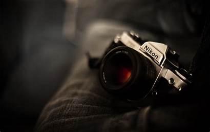 Nikon Wallpapers Camera Blur 4k Backgrounds