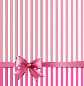 Stripes,striped,pink,white,bow - free image from needpix.com