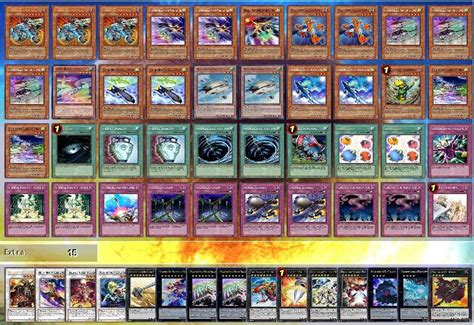 mecha phantom beast deck list mecha phantom deck recipe with machina