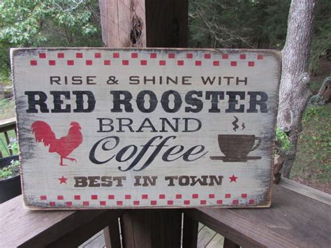 Country Primitive Home Décor: Primitive Country Decor Wood Sign, Kitchen Sign