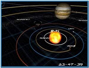 Animated Moving Solar System (page 3) - Pics about space