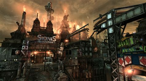 Batman Arkham City Screenshots Geforce
