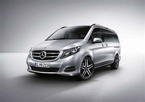 Save time, money and hassle by letting what car? Mercedes-Benz V-Class Minivan Ripe for US Market - Motor Review