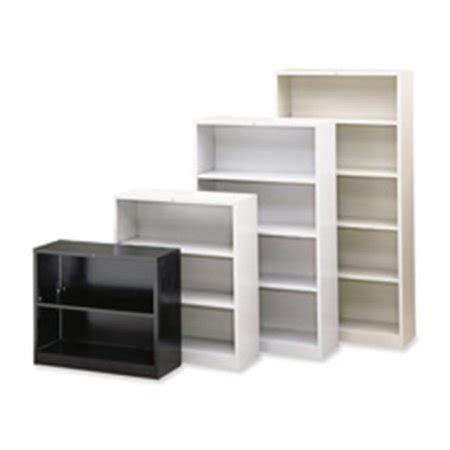 Hon Bookcase by Hon Company Hons30abcs 2 Shelf Metal Bookcase 34 50in