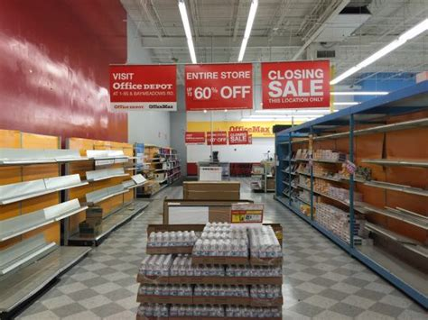 Office Depot Jacksonville by Officemax Closing Southside Boulevard Store In May Jax