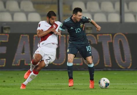 World Cup qualifiers: Argentina breeze past Peru - Rediff ...