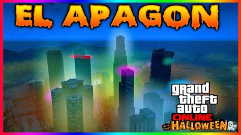Espalhe o caos na cidade. GTA 5 ONLINE DLC DE HALLOWEEN EL APAGON EN LA CIUDAD DE LOS SANTOS Y MODO DE JUEGO GTA V ONLINE ...