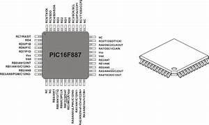 8051 Pin Diagram Microcontroller