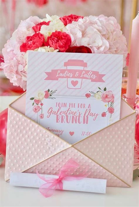 Galentine's Day Party Valentine's Day Party Ideas ...