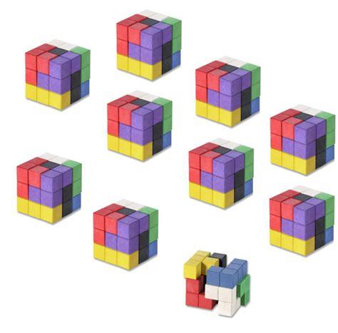 Puzzle Le Anleitung Soma Würfel Montessori Material Montessori Shop De
