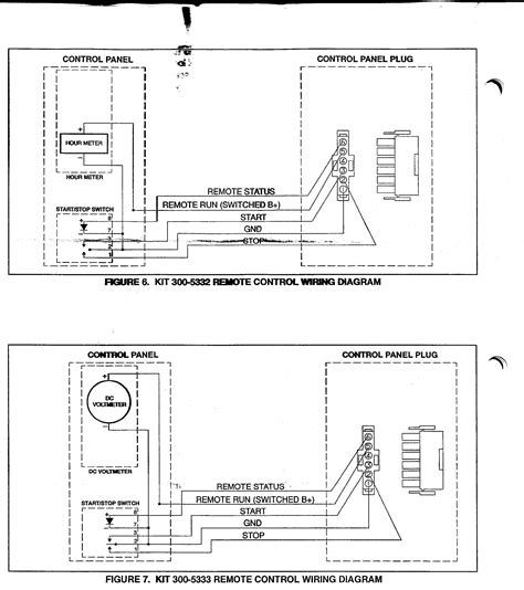 Wiring A Switch To An Schematic by Onan 4000 Generator Remote Start Switch Wiring Diagram Sle