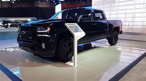 2016 Chevrolet Silverado Midnight Edition Walkaround 2016
