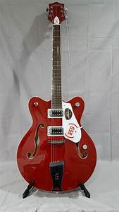 For Sale  Gretsch 5623 Electromatic Centerblock Bono  Red
