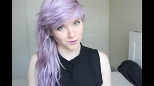 Couleur Cheveux Pastel : tuto coloration d 39 extensions naturelles 3d coiffure youtube ~ Melissatoandfro.com Idées de Décoration