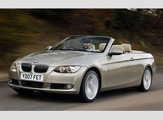 BMW 3Series Convertible 2007 2013 Running Costs Parkers