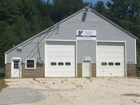 High Bay Contractor Garage For Sale