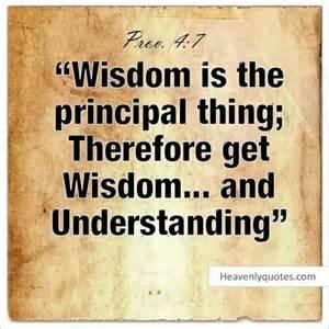 Proverbs 4 7