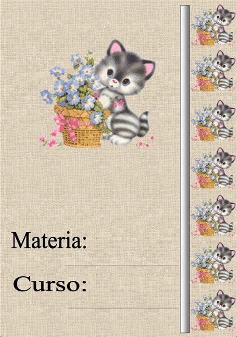 imagenes de caratulas para carpetas coraz 243 n de ideas para volver al cole caratulas para