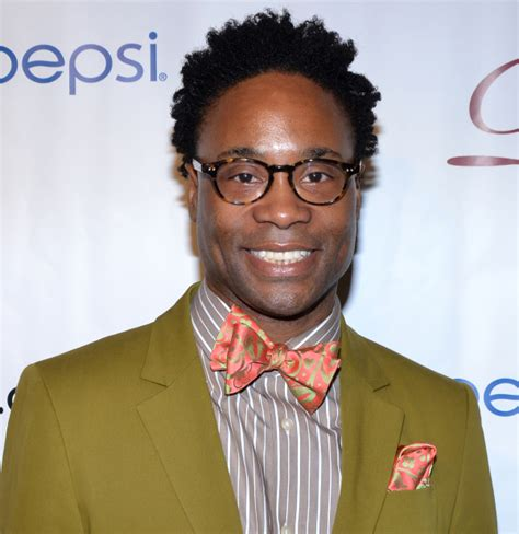 Kinky Boots Star Billy Porter Honored For His Work