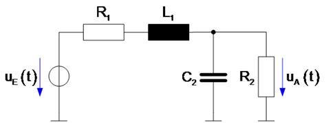 systemtheorie  rlc netzwerke ohne gespeicherte energie