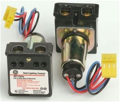 ge rr7 remote relay 20 coil 24vac rr7ez 20a class 2 home improvement