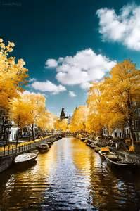 Autumn Amsterdam Netherlands