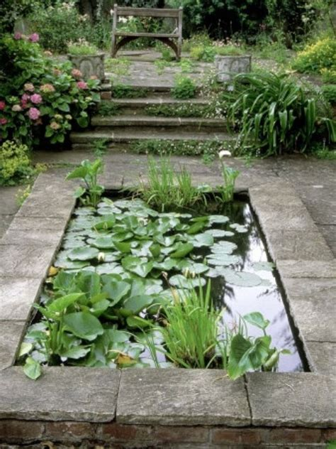 Picture Of Small Yet Adorable Backyard Pond Ideas For Your