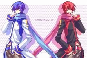 Kaito X Akaito | Anime Amino