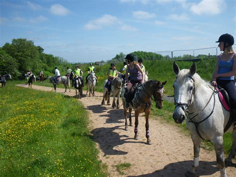 telford bridleways ride horse guided association way centre bhs build