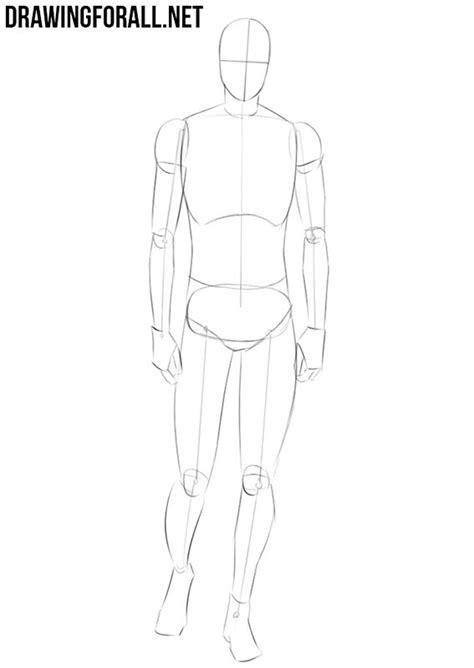 draw  anime body drawingforallnet
