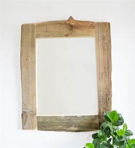 Spiegel Neu Gestalten : diy spiegel mit holzrahmen selber machen ~ Markanthonyermac.com Haus und Dekorationen