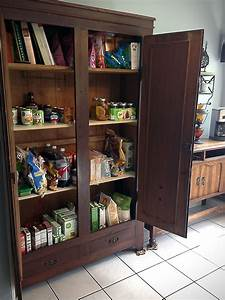 How, To, Turn, An, Old, Wardrobe, Into, A, Pantry