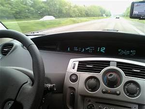 Tableau De Bord Scenic 2 Ne S Allume Plus : mon sc nic motion dci 105 compteur de vitesse digital ~ Gottalentnigeria.com Avis de Voitures