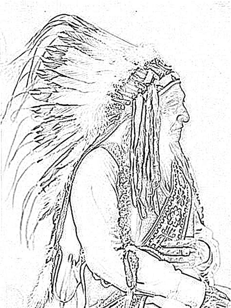native american adult coloring pages  getcoloringscom