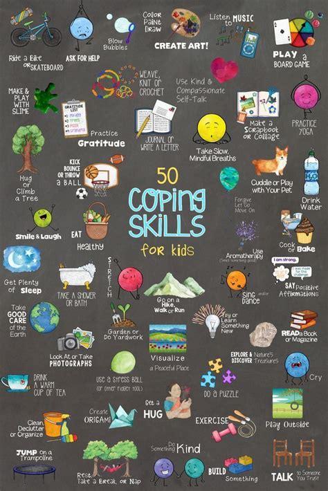 regulation coping skills bundle calm corner sel