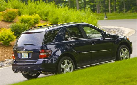 The ml550 replaces last years ml500. 2008 Mercedes-Benz ML550 - Photo Gallery - Motor Trend