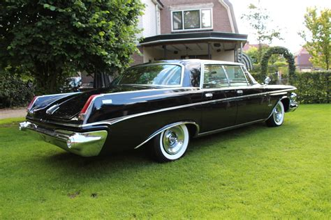 Chrysler Imperial Bush by 1963 Chrysler Imperial Crown Speed Monkey Cars